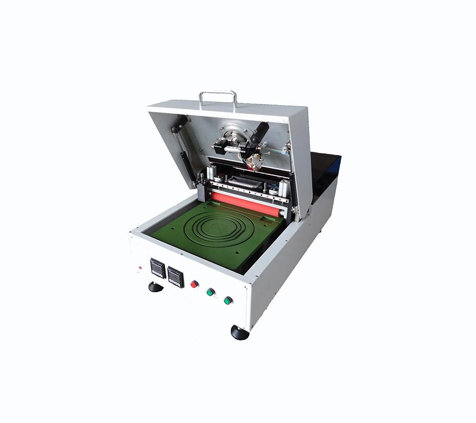 MTM-10 手动减薄/磨片晶圆贴膜机
