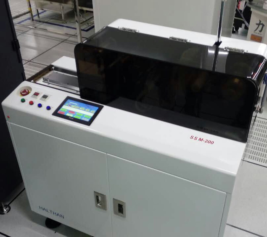 SSM-200 引线框架/金手指贴膜机