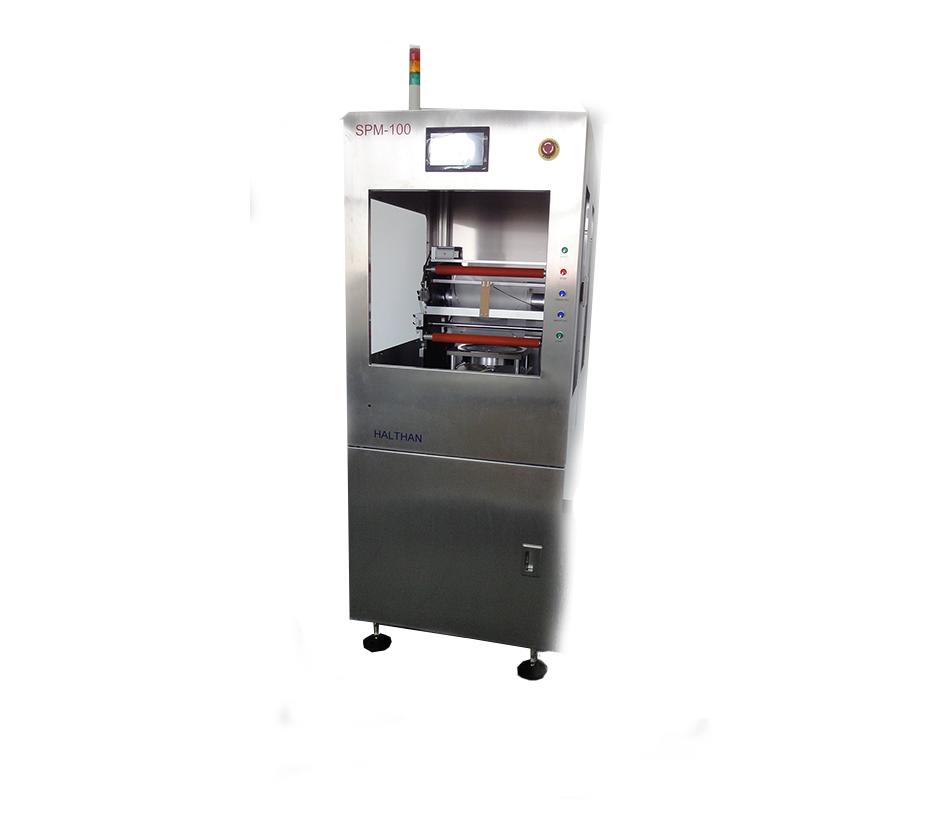 SPM-100 预切割(Pre-cut)/DAF贴膜机