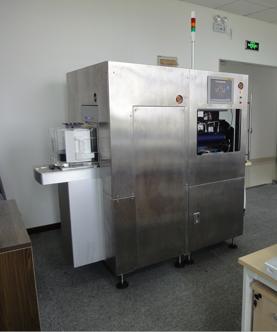 FTM-2000 全自动12寸减薄前贴膜机